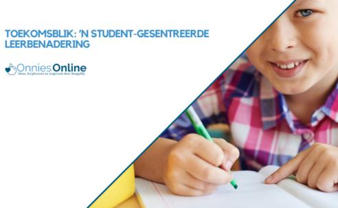 Toekomsblik: 'n Student-gesentreerde leerbenadering